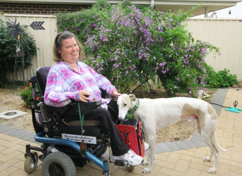 Photograph of Trudy's Purpose Built Accessible Home